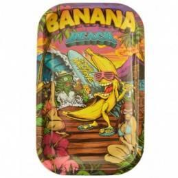 Cyber Growshop Bandeja Medium Rolling Tray Banana Beach