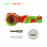 "Waxmaid 5.35"" Daimon 2 in 1 kit Nice PET box packing+Display Rasta"