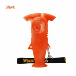 Pipa Silicona Shark Waxmaid...