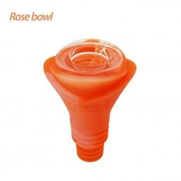 Quemador Rosa Waxmaid Naranja