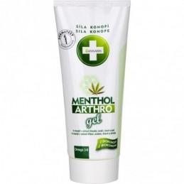 Menthol Arthro Gel 200 ml -...
