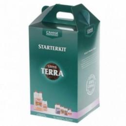 CANNA - TERRA STARTER KIT