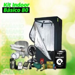 Kit Indoor CARPA 80x80x160