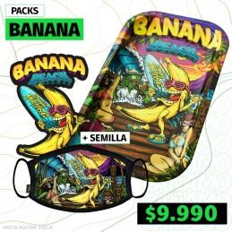 Pack Banana Merch
