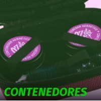 Contenedores / Bolsos