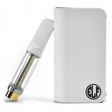The Elf Conceal Oil Vaporizer - White
