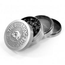Bulldog Grinder Metalico Silver 4 partes