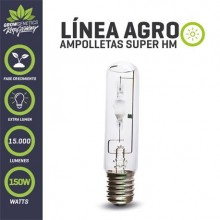 Grow Genetics - Ampolleta sodio 150W Extra Lumenes