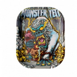 Bandeja Small Rolling Tray Monster Yeti